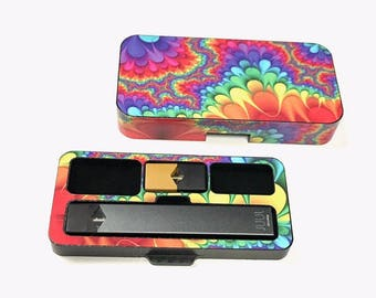 JUUL Vape travel case Summer Color S795 design