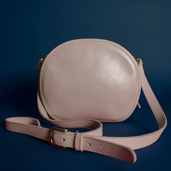 White Canteen Crossbody