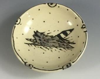 Racoon Mini Bowl