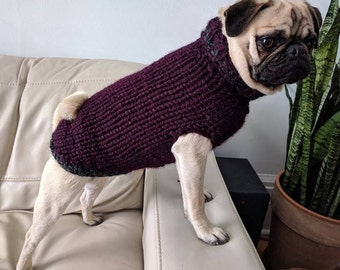 Custom Made Dog Sweater