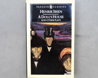 Henrik Ibsen - A Dolls House and other plays - Penguin Classics - Paperback - Plays - Norwegian