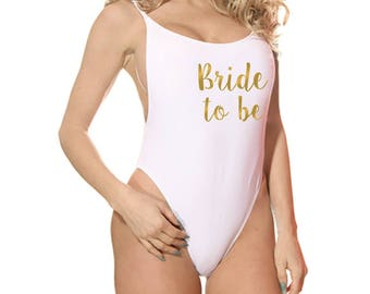 Bride to Be Swimsuit, Bride to Be Bathing Suit, Bride Swimsuit, Bride Bathing Suit, Bride Swimwear, Bride Honeymoon, Bride Shirt