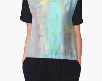 Silk Blouse - Chiffon Blouse - Silk Polyester - Blouse for women - Enjoy Free Shipping
