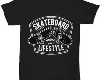 Skateboard Lifestyle T-shirt