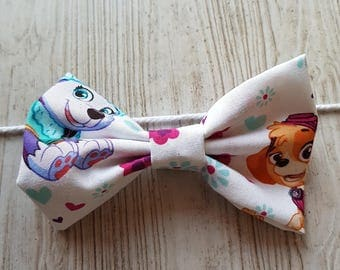 Paw Patrol Hair Bow