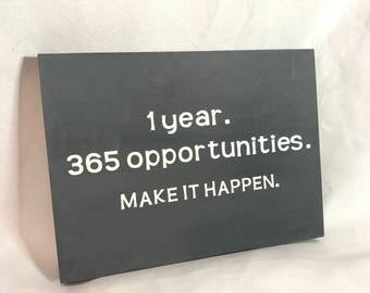 Make it happen Wall Decor