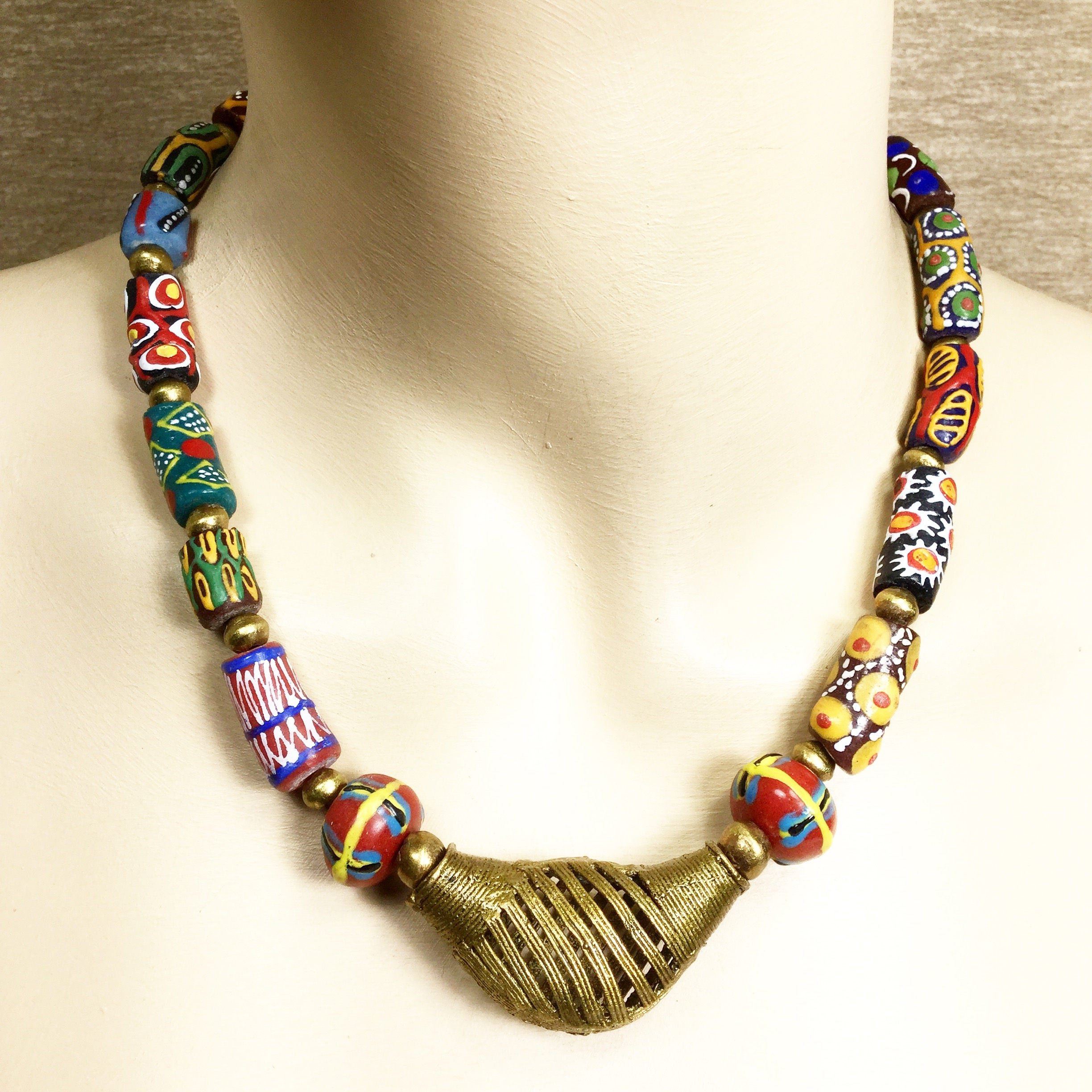 aluminum milc ethiopian trade spacers bead products dzi wilkinson il with drew kate necklace and african by fullxfull