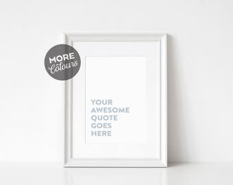 Custom Print/ Personalized prints/ Custom typography/ Custom Quote Print/ Printable Art/ Custom Design/ Modern Print/ Minimalist Print
