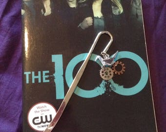 Raven Reyes The 100 Bookmark