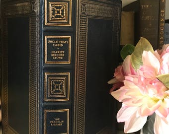 1984 Uncle Tom's Cabin or Life Among the Lowly by Harriet Beecher Stowe - Franklin Library's Limited Edition