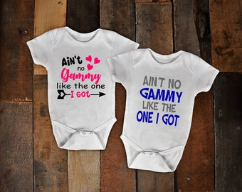 Aint No Gammy like the one I Got | **FREE SHIPPING** | Gammy Shirt | Best Gammy Ever