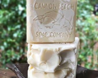 Peppermint Rosemary Handmade Palm Free Soap