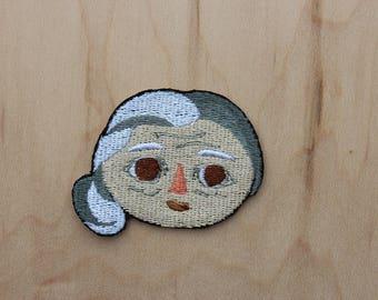 Jane Goodall - Girl Gang Heroes - Patch