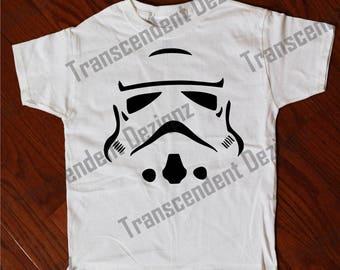 Kids Stormtrooper Shirt, Halloween Shirt, Kids Graphic Shirt