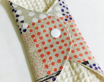 Cloth Panty Liner, Cloth Menstrual Pad, Mama Cloth, Reusable Cloth Pad, Reusable Cloth Napkin,  Moon Pad/ Cloth Menstrual Napkin