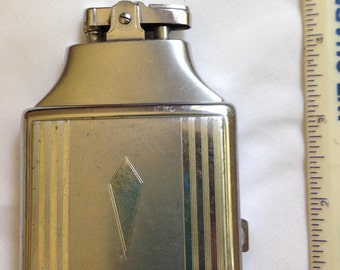 Vintage Art Deco Ronson MasterCase Lighter