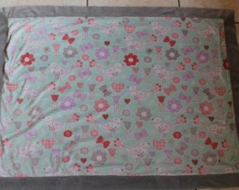 Double Minky Blanket