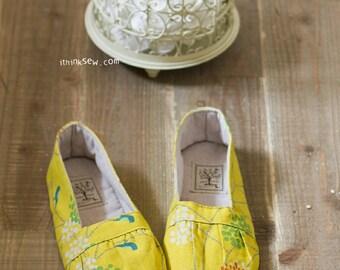 217 Olivia Women Shoes PDF Sewing Pattern