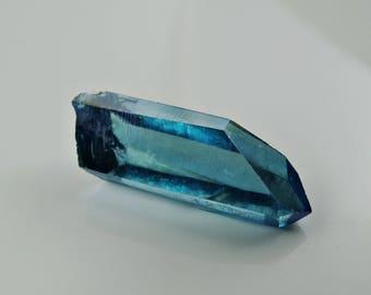 Aqua Aura Quartz Aqua aura Quartz Crystal Point Arkansas * B005