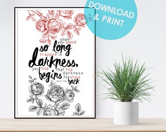 Feyre Printable Poster || High Lady, ACOMAF, Rhysand, ACOWAR, Mist and Fury, ACOTAR, Sarah J Maas