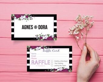 Agnes and Dora Raffle ticket, Raffle Card Agnes and Dora, Custom Agnes And Dora, Digital Agnes and Dora, Printable File