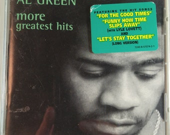 Al Green - more greatest hits - Vintage CD