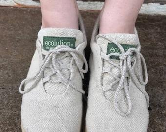 100% Hemp Sneakers