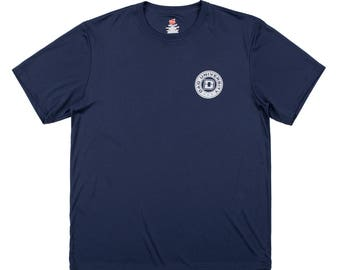 Dad University Navy Blue Cool DRI® Performance T-shirt