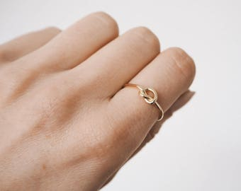 infinity ring gold. infinity ring, gold delicate ring