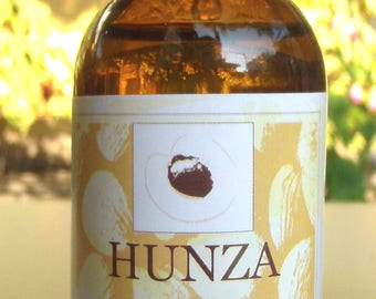 Anticancer HUNZA Handmade apricot kernel oil made from -SWEET- apricot seeds,100% organic ***Limited Edition***