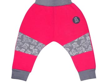 Soft sweatpants, pink