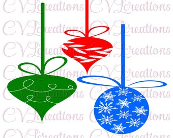 I like your balls Christmas Ornaments SVG PNG DXF