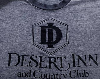 Poker Winner T Shirt Desert Inn Las Vegas Collectible