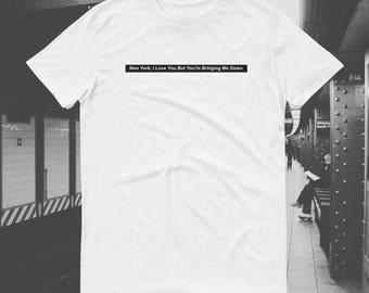 New York, I Love You (Phew! T-Shirts) [Free Shipping]