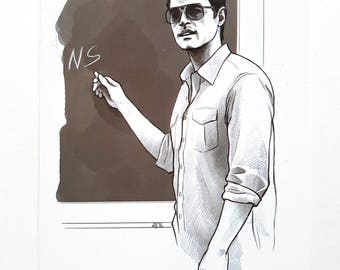 Professor Misha