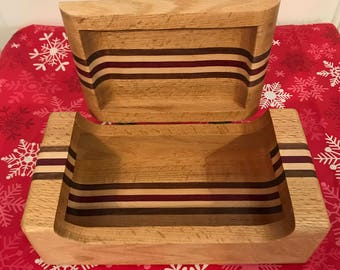 Striped Bandsaw Box