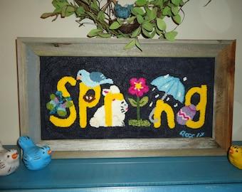 Spring, has sprung!