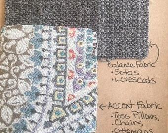 Faith Custom Slipcover - Customization Available