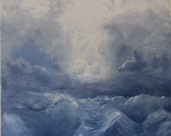 Storm and Sea