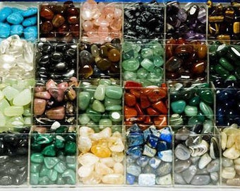 Mixed minerals-crystal minerals assorted-crystals meditation, healing, Zodiac, chakras, reiki