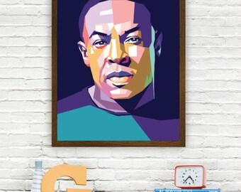 Doctor Dre Limited Artwork