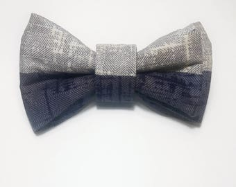 Two-Toned Bow Tie