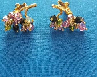Vendome Screwback Earrings