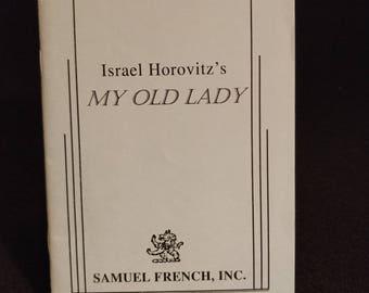 My Old Lady Script by Israel Horovitz