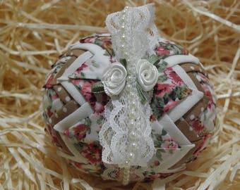 Vintage easteregg ornament