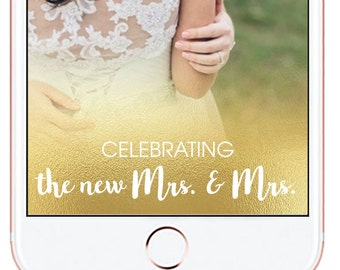 Wedding Snapchat Geofilter *for immediate download - not personalized* #2
