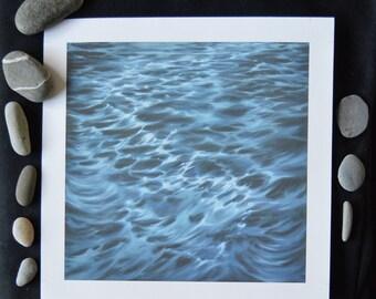 "Art Print, ""Lunation"" Giclee Print"