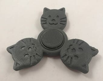 Cat Fidget Spinner