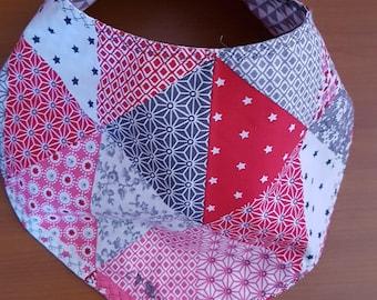 Pacifier and reversible bandana bib