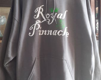 Royal Pinnacle Hoodie